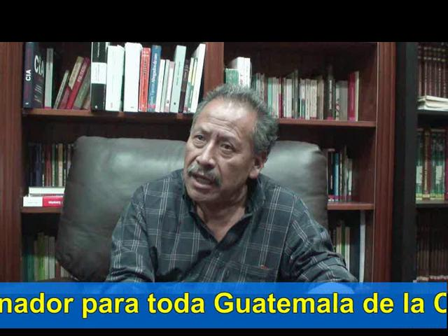 IMPRESIONANTE TESTIMONIO DE UN LIDER CAMPESINO GUATEMALTECO