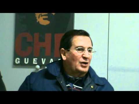Periodistas cubanos Flor de Paz y Orlando Ruiz