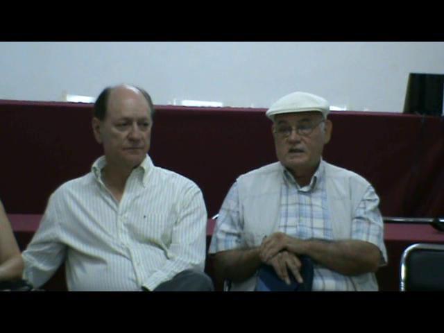 Encuentro informal con Lorenzo Gonzalo (I)