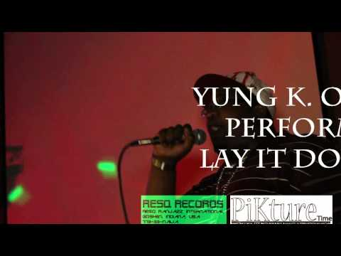 Yung KORI performs Lay it Down in Elkhart, Indiana on Midwest's Finest