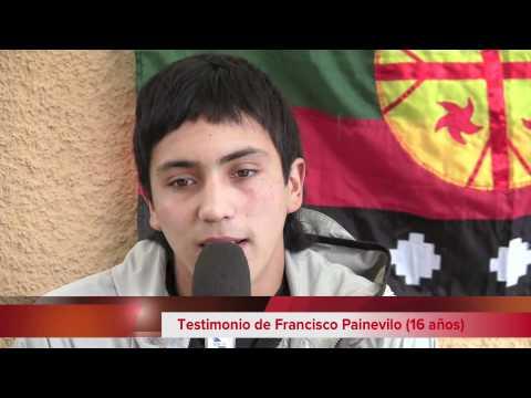 Menores mapuches denuncian en la ONU