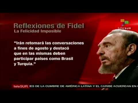 Ofensiva de EE.UU. e Israel contra Irán detonará pronto guerra nuclear: Fidel Castro