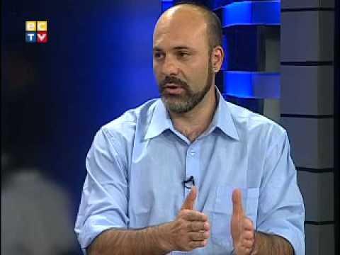ECTV NOTICIAS- ENTREVISTA A PATRICIO MERY PERIODISTA CHILENO
