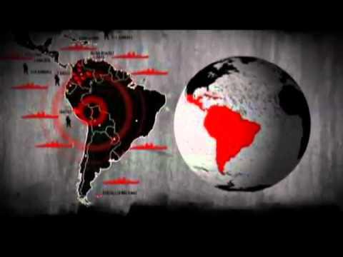 MILITARIZACION en América Latina