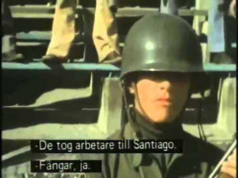 Allende vive - vídeo - Santiago / Cuidad violada