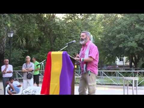 Durísimo discurso de Juan Manuel Sánchez Gordillo, en contra del sistema voraz español.
