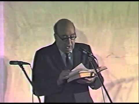 Neruda vive -vídeo-  Roberto Parada recita a Pablo Neruda