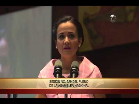 Marcela Aguiñaga - Sesión No. 329 - #ElecciónParlamentaria