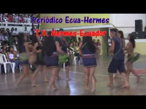 Grupos de  danza  que apoyan al 2do encuentro del Bloque Amazonico
