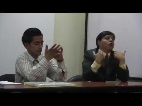 """Reunión del Movimiento """"30- S"""" con David Ponce, Asesor"""