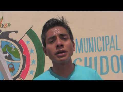 Palabras de Cristian Chicaiza, miembro de la directiva  RENACU