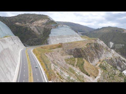 Ruta Collas - Obra emblemática del Gobierno ecuatoriano