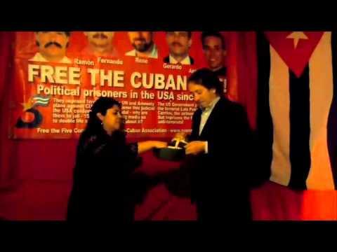Suecia saluda a los Cinco Héroes Cubanos. ¡Por fin libres!