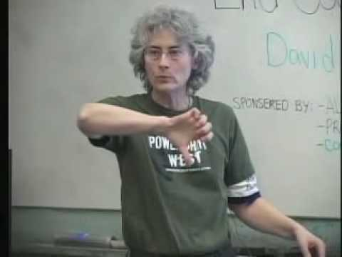 Talk - David Cobb & Riki Ott - Organizing Community to Abolish Corporate Personhood