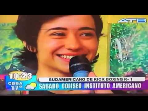 ENTREVISTA EMISSORA ATB - PROGRAMA VIVA LA MANHÃ ISKA MUNDIAL- ISKA BOLÍVIA