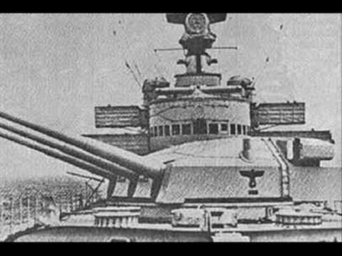 Panzerschiff Deutschland / Pocket-Battleship Deutschland