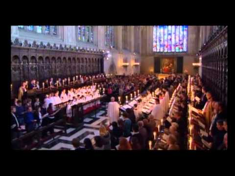 Carols from King's 2009. Part 1 of 10