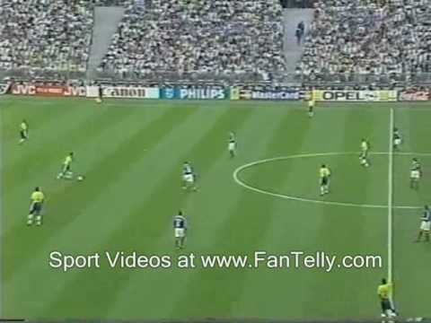 FIFA World Cup 1998 Brazil vs France