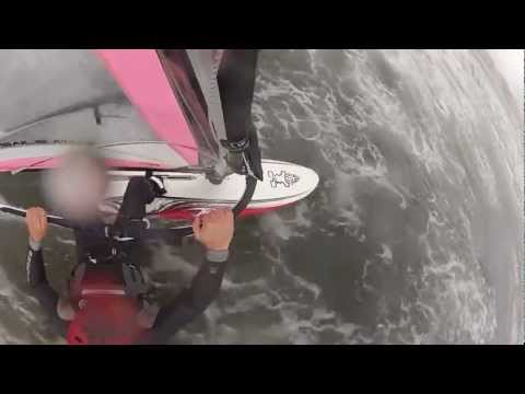 Nahant --- Waves + Windsurfing