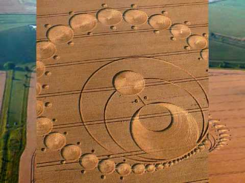 Two beautiful Crop Circles 8th Aug 2010