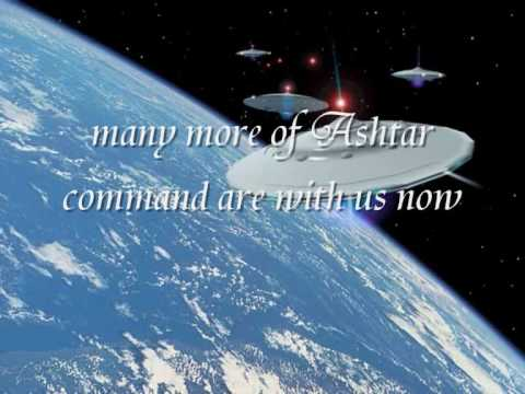 Ashtar and The Galactic Gateway