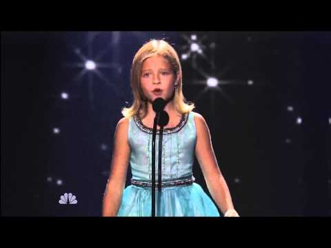 Jackie Evancho ~ America's Got Talent 2nd Semi-finals