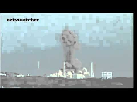 福島原発3号機の核爆発