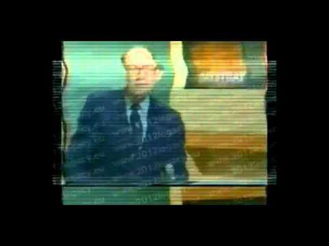 Alien voice in TV - Vrillon 1977 Live Broadcast