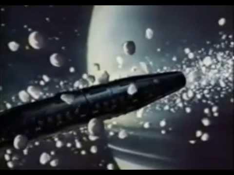 UFO2013 - 地球の3倍の大きさの巨大宇宙船が土星の輪の中に
