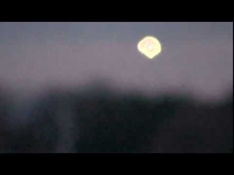 UFO! 福島県上空に謎の物体!The object which is mystery in the Fukushima sky