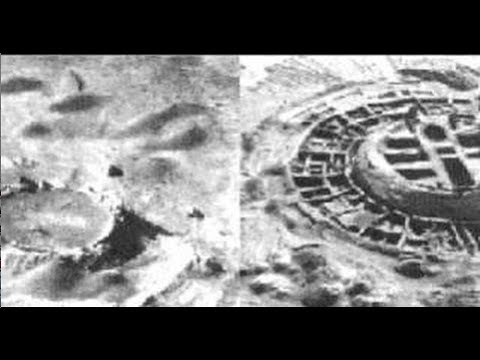 Alien Moon Base - Evidence of Alien Bases on the Moon from Nasa's own photos