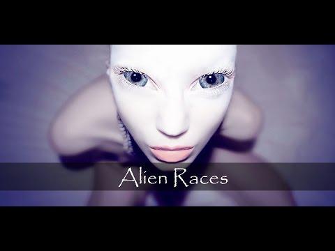 Alien Races - Over 82 Species On Earth!