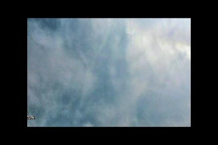 雲の造形マリアと龍神2