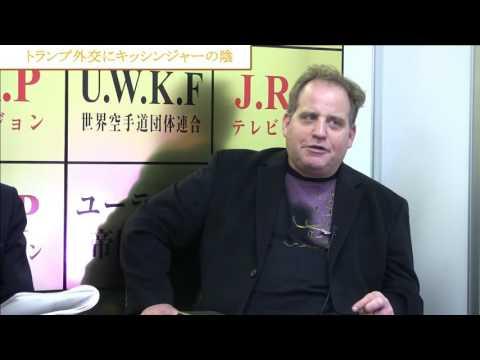 トランプ外交にキッシンジャーの陰【NET TV ニュース.報道】国家非常事態対策委員会 2016/12/17