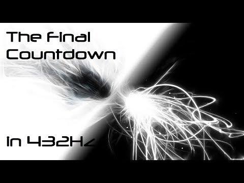 The Final Countdown 432Hz