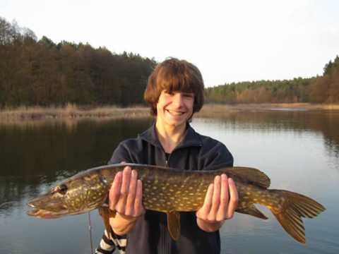 Pike Fishing Germany