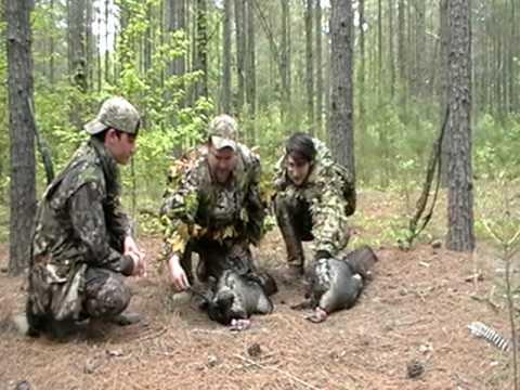Turkey Hunting in Georgia