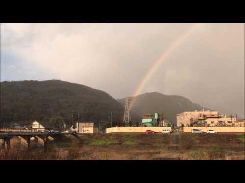 虹と雪のバラード