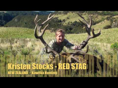 Red Stag with Kaweka Hunting and Savery Creek Outfitters.