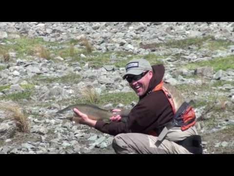 New Zealand Trout Fishing