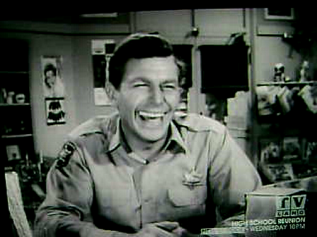 Andy Griffith Weighs in on Women in the Workplace