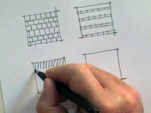 Draw Like an Architect_freehand_ 3.0 linework & pattern