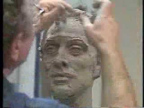 Bruno Lucchesi - Sculpting in Terracotta: Sculpting the Portrait