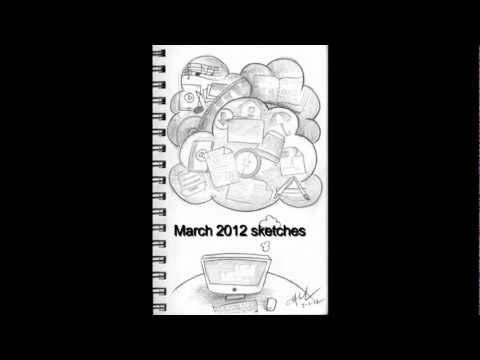 March 2012 sketches
