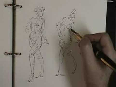 How to Use A Sketchbook