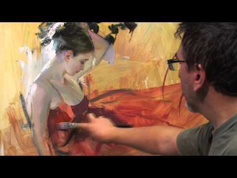 Figurative Oil Painting  Vladimir Volegov