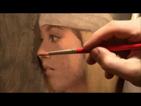 Painting PARIS 3: The Overpainting