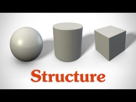 Structure Basics - Making Things Look 3D