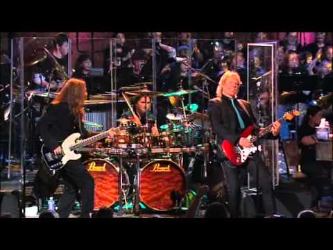 Styx and the Contemporary Youth Orchestra- Blue Collar Man