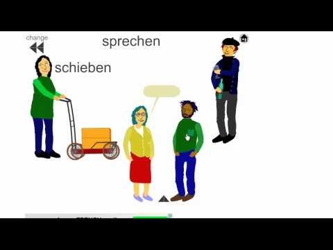 Deutsch lernen mit Caroline Wiederholung